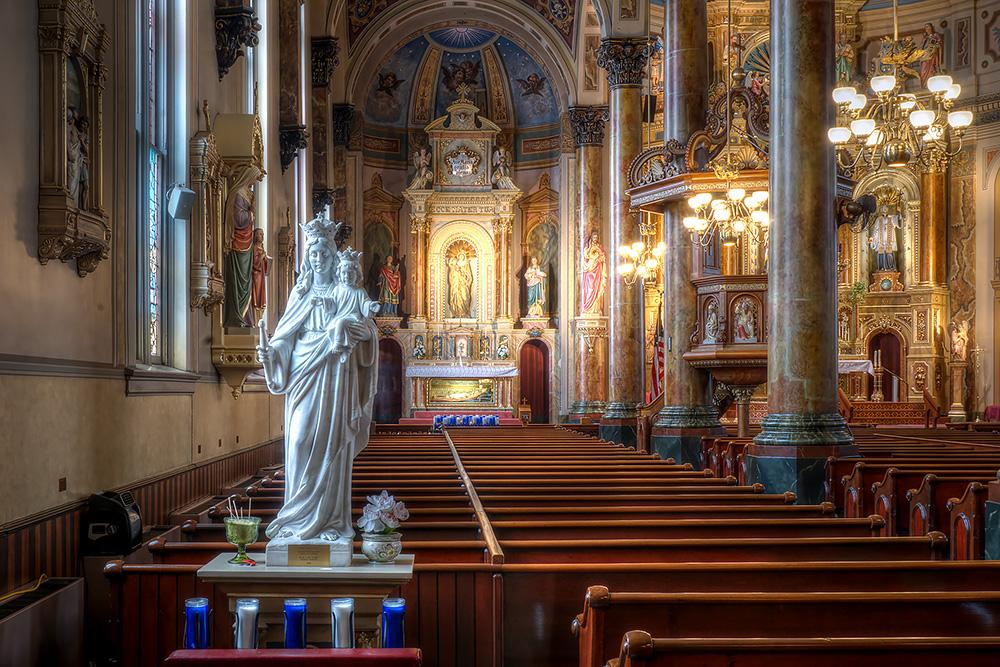 Churches Under God